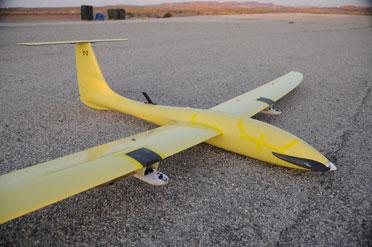 The Tempest UAV airframe