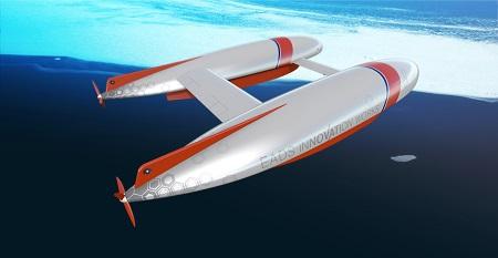 Trotospheric Airship