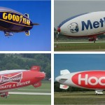 4 blimps Aug 2013