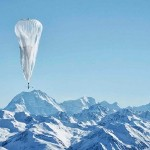 Since June 2013, Google has been running a pilot test of its Project Loon, providing Internet connectivity via hot-air balloons