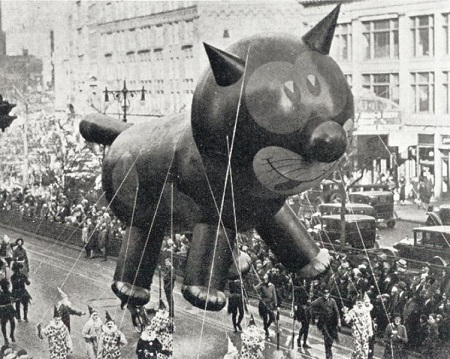 1927 Felix the Cat. Photo: Forbes.com