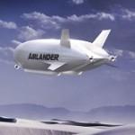 L-T-A aircraft - Hybrid Air Vehicles