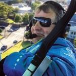 01 Haimo Wendelstein of Germany, airship pilot