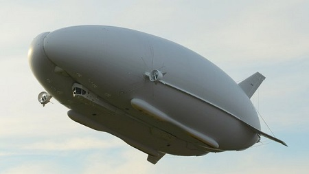 The Airlander Source: BBC.com