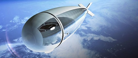 The StratoBus. Image: Thales