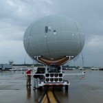 Blimp on trailer 2