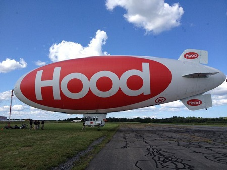 The Hood blimp. Photo: bostinno.streetwise.co