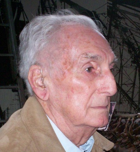 Werner Franz, believed to be the last surviving crew member of the Hindenburg airship disaster, has died at 92. Photo: John Provan/dpa/AP