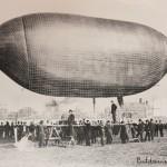 Baldwin's airship s