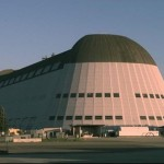 NASA's Hangar One at Moffett Field