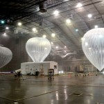 Google Balloons at Eglin AFB