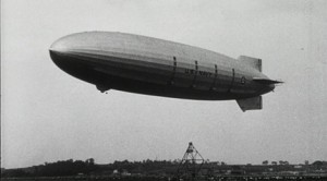 USS Akron test flight 1931