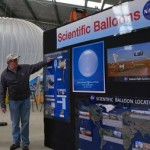 Cathey, Super Pressure Balloon project engineer, talks about the balloon