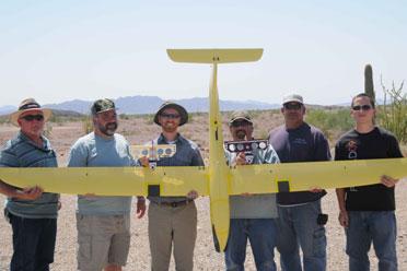 Autonomous Deployment Demonstration program team
