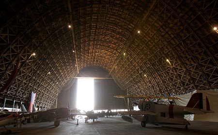 Blimp Hangar 4