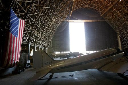 Blimp Hangar 5