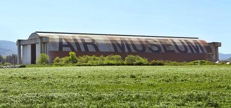 The Tillamook Air Museum Photo: Doug Beghtel/ The Oregonian