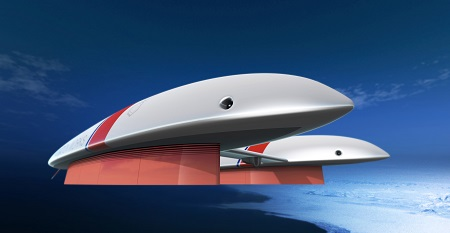 The Tropospheric Airship is a concept study of an observation airship for arctic operations Concept: EADS
