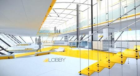 The Lobby Photo: dvice.com