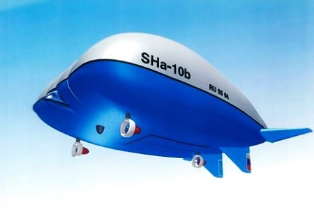 New zeppelins can be used for rescue operations, fire extinction and state border protection. Source: Rossiyskaya Gazeta