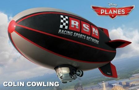 "Disney's ""Planes"" - Colin Cowling"
