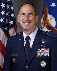 Gral Raymond E. Johns, Jr (USAF, Ret.