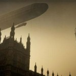 Screenshot from Attack of the Zeppelins Photo windfall films