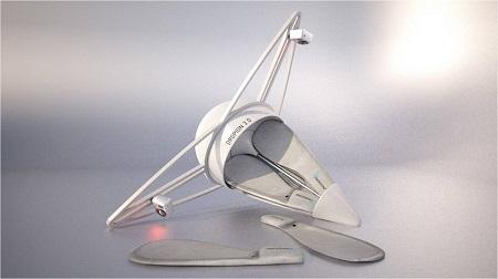 Dropion 3.0 designed by Petr Bakoš.