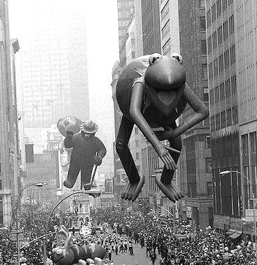 Kermit the Frog.  Photo: NY Daily News