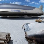 Aeroscraft serving Arctic