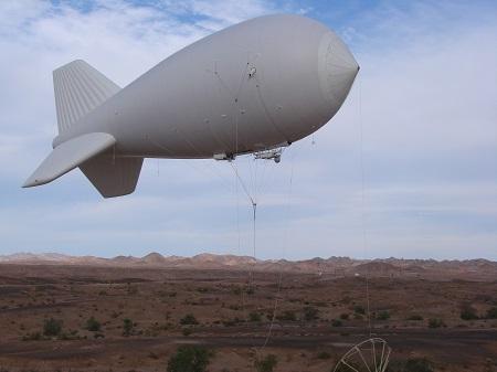 Persistent Threat Detection Systems Provide 24-7 Surveillance . Photo: Lockheed Martin