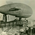 DN-1, the Navy's first airship