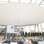 The BASI hangar