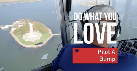 Do What You Love. Source: Van Wagner Aerial Media