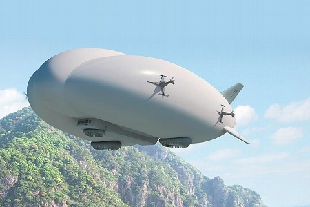 Return of the Zeppelin: FAA green-light puts Lockheed Martin's ...