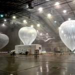 Google Balloons at Eglin AFB