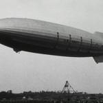USS Akron test flight 1931