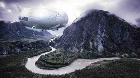Airlander 10 is 'the world's biggest airliner'. Credit: Hybrid Air Vehicles